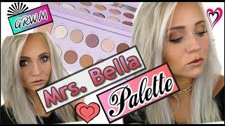 GRWM: #MrsBellaPalette im LIVE TEST || BH Cosmetics | Blond_Beautyy