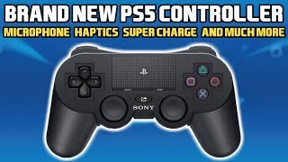 PS5 | THE BRAND NEW PLAYSTATION 5 CONTROLLER REVEALED!