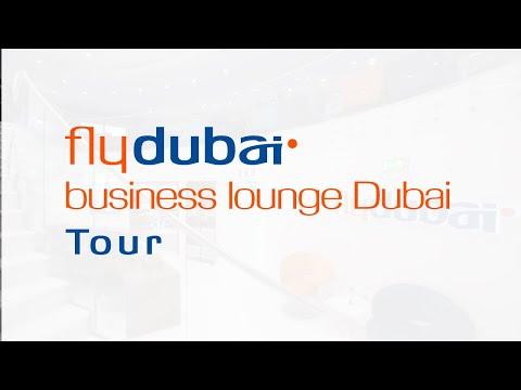 FlyDubai Business Lounge - A Dissapointment