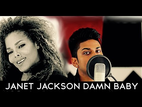 Janet Jackson - Damn Baby (Official Video) Beat Making Cover