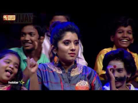 Kings of Comedy Juniors - Maniyarasan and Jenithan