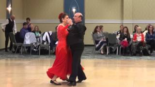 River City 2015 Richard Benjamin With Laurie Sisson Gold III (Full) Tango