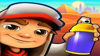 Subway Surfers Cairo Android Gameplay #4