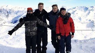 Ski Holidays - LADS SKIING HOLIDAY!