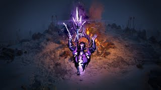 Path of Exile: Purple Crystal Apparition