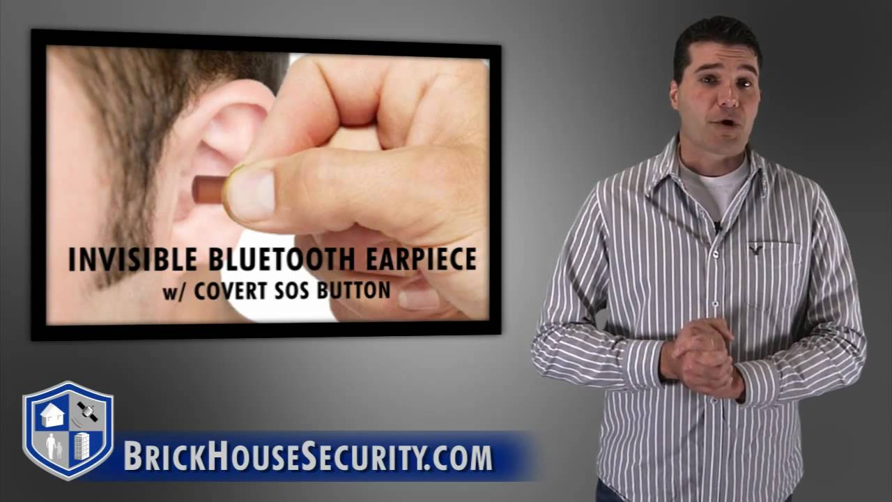 Download Designed For Secret Service, The Invisible Bluetooth Earpiece Is Finally Available To The Public