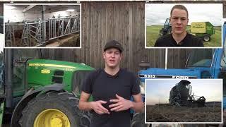 Kanaltrailer   Landwirtschaft im Nebenerwerb   countrylifegermany