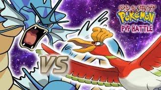 Roblox Project Pokemon PvP Battles - #383 - IzzulIman011
