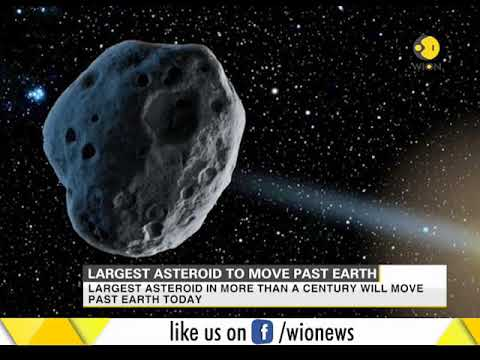 largest asteroids in the universe - photo #13