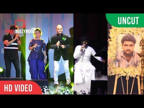 UNCUT - Sarbjit' Musical Evening | Sonu Nigam, Sukhwinder Singh, Sunidhi Chauhan