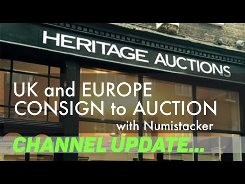Channel Update| New Heritage auction Consignment Service