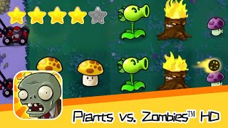 Plants vs  Zombies™ HD Adventure 2 Night 06 Walkthrough The zombies are coming! Recommend index five