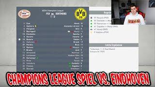 Wichtiges Champions League Spiel vs. PSV Eindhoven - Fifa 20 Karrieremodus Dortmund BVB Karriere #59