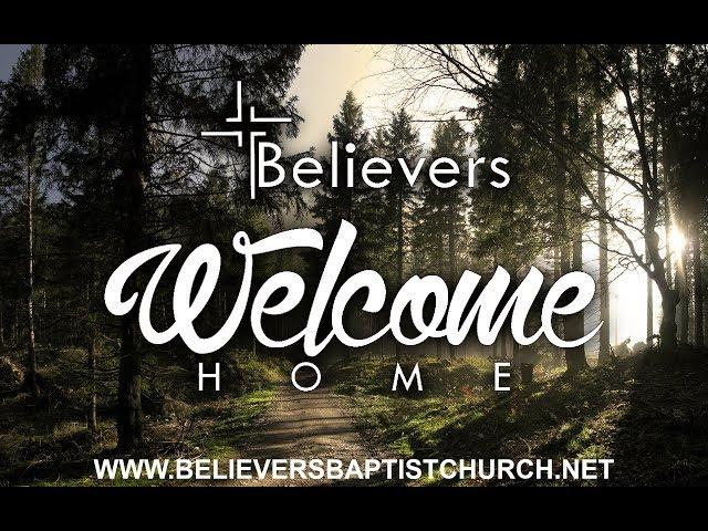 Welcome Home (Week 1)