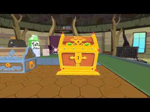 Adventure Time Card Wars - Algebraic chest opening