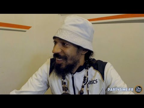 Cali P at Party Time Reggae Radio show - 16 OCT 2016