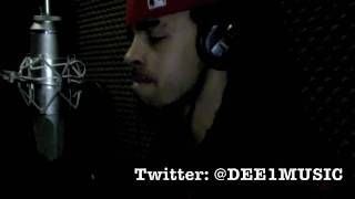 Watch Dee1 Right Above It Freestyle video
