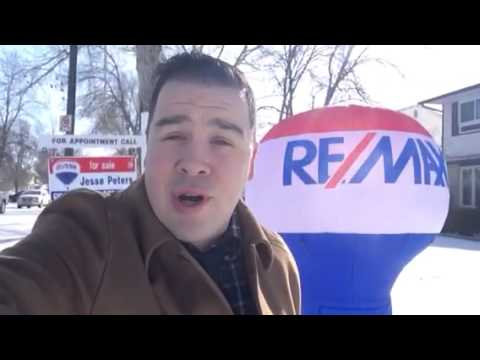 Open House | Winnipeg Home For Sale | Jesse Peters | Remax