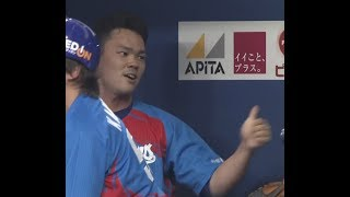 中日1-2阪神 2018/5/18.