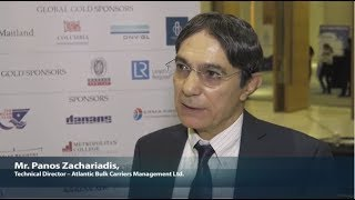 2018 8th Annual Operational Excellence in Shipping - Panos Zachariadis Interview
