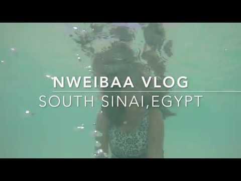 Nuwibaa Vlog || South Sinai, Egypt