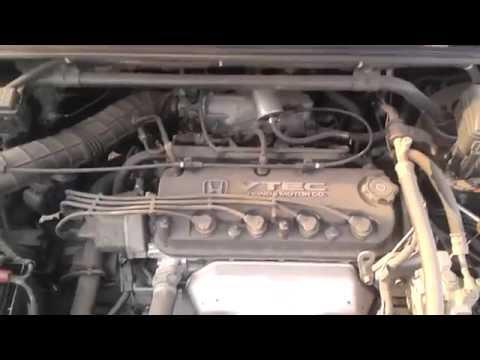 AvtoAssistent - Honda Odissey для клиента из Новосибирска