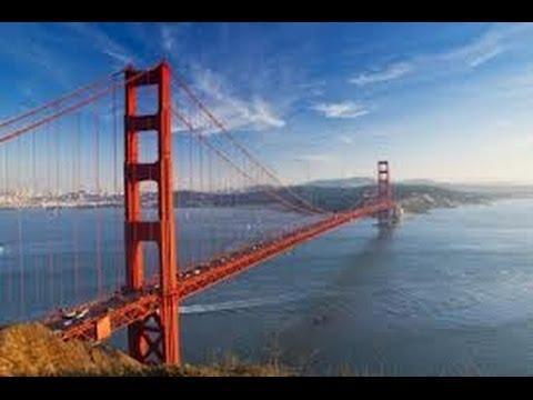Ouest Américain la ville de San Francisco état de Californie