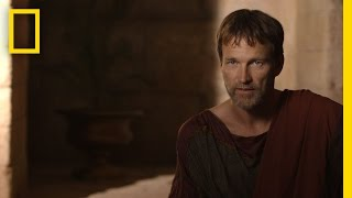 Stephen Moyer on Playing Pontius Pilate | Killing Jesus
