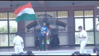 Inter house  competition dance 2/4