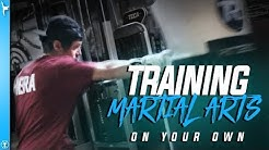 Can You Train Martial Arts Alone?