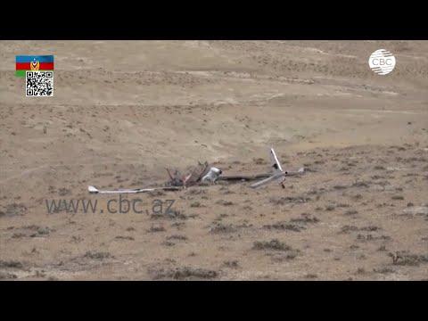 Уничтожено 3 БПЛА ВС Армении
