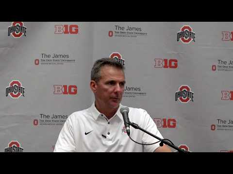Ohio State vs. Maryland Post Conference