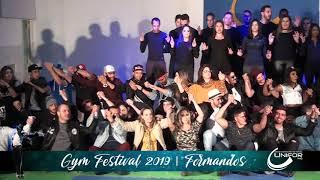 GYM FESTIVAL 2019 - FORMANDOS