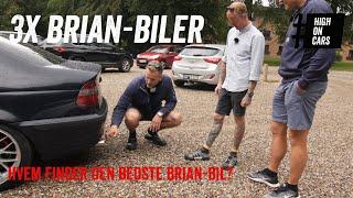 Bedste Brian-bil? Vi finder tre bud fra lastbilen