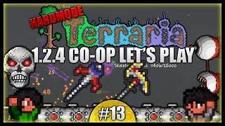 Mechanical Boss Battles! Upgrades Galore! || Terraria Co-Op Survival [Episode 13]