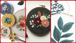 Top Stunning And Elegant Hand Embroidery Pattern Unique Designs