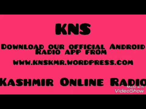 KNS DIN BHAR 22 February on Kashmir online Radio 97.7 FM