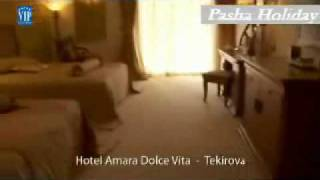 Amara Dolce Vita Tekirova- Pasha Holiday Video(, 2010-05-02T20:32:13.000Z)