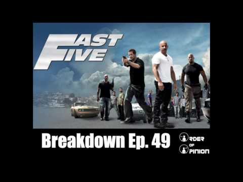 Fast Five Movie Breakdown