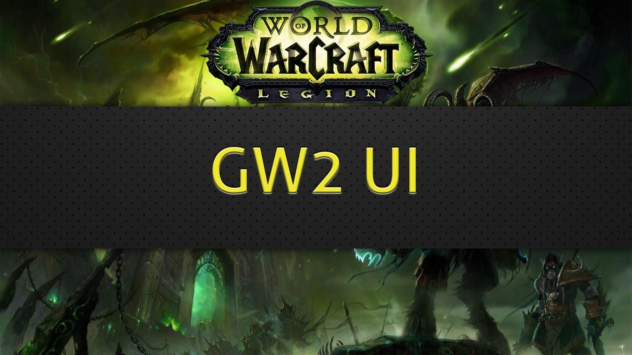 GW2 UI (WoW addon)
