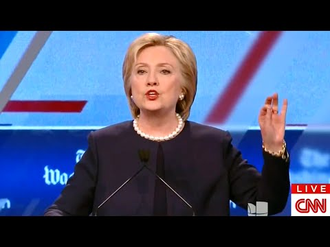 Hillary Clinton Explains Her Emails