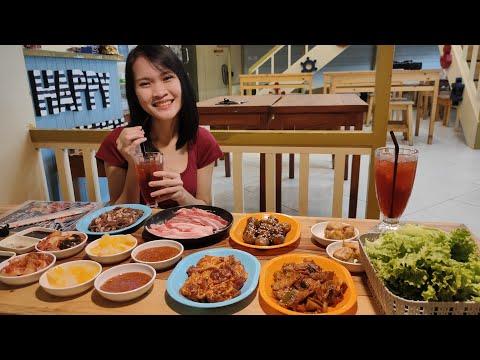 SAMGYUPSAL MUKBANG Eat