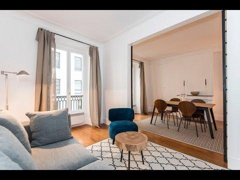 (Ref: 07093) 1-Bedroorm furnished apartment for rent on rue Saint-Dominique (Paris 7th)