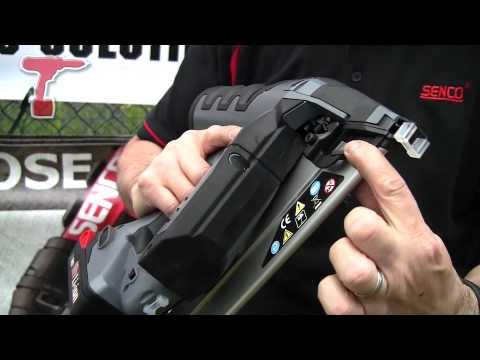 Senco Gas Aangedreven Spijkermachines Doovi
