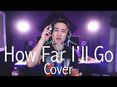 How Far I'll Go - MOANA | Jason Chen Cover