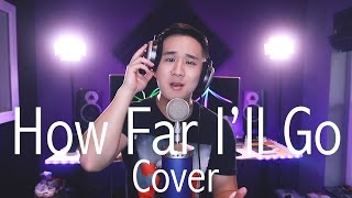 Download How Far I'll Go - MOANA | Jason Chen Cover MP3 song and Music Video