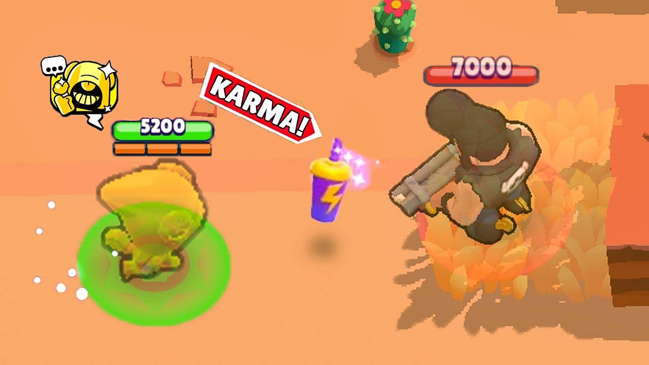 *ZERO IQ* KARMA is REAL!| Brawl Stars Funny Moments & Glitches & Fails #249