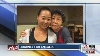 Kansas City woman's journey for answers