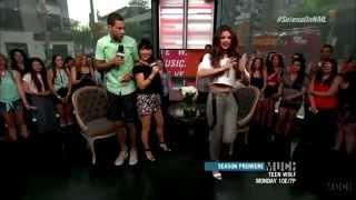 Selena Gomez teaches the Come & Get It Dance (MuchMusic)