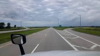 BigRigTravels LIVE! US 30 Westbound Schuyler, Nebraska